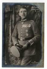 AK Oberleutnant Immelmann Flieger / Sanke