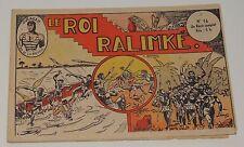 Collection OURAGAN n°16. Le Roi Ralimké.  Récit complet éditions Modernes 1946