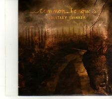 (DR497) Common Tongues, Solitary Thinker - 2013 DJ CD