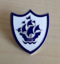 *NEW* Blue Peter style enamel badge.Retro, Indie, Nostalgia, Charity