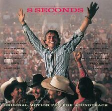 CD 8 SECONDS - ORIGINAL MOTION PICTURE SOUNDTRACK - NEW COUNTRY MUSIC USA