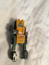 Transformers Brawn 100% Complete 1984 G1 Vintage Hasbro Action Figure!