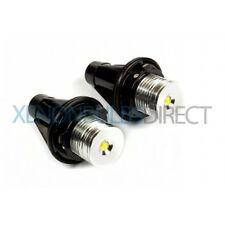 Bmw 3w Led Ojos de Ángel Halo Anillos marcador Kit E83 X3 E53 X5 Xenon Color Blanco