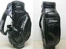 New Titleist Golf Staff Bag in Black Color