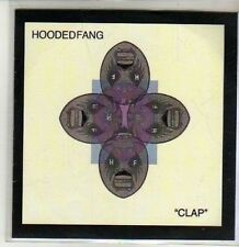 (CU58) Hooded Fang, Clap - 2012 DJ CD