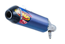Blue Titanium Factory 4.1 RCT Slip On Exhaust FMF 041546 04-14 Honda TRX450R