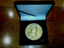 5 Star General Douglas MacArthur Profile Commemorative Bronze Medal