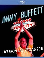 NEW - Welcome to Fin City (Blu-ray/CD) by Jimmy Buffett