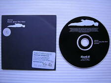 Doves - There Goes The Fear (Edit) & (Album Version), PROMO COPY DJ CD