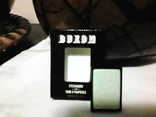 BUXOM- Primer-Infused Single Eye Shadow Bar- Room Service (iridescent mint) BNIB