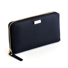 Kate Spade Wallet WLRU1498 Neda Newbury Lane Saffiano Leather Black #COD Paypal