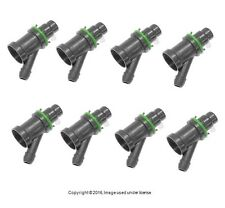 8 Fuel Injector Nozzle Holder Sleeve Housing kit Set for Mercedes  sL  S CLAss
