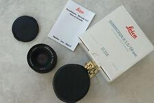 Leica summicron R 2,0 50mm.