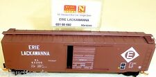 Erie Lackawanna 50 Standard Box Car Single Door MTL 031 00 460 N 1:160 OVP HU3 å