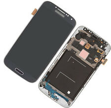 Gray Frame Flex LCD Screen Touch Digitizer for T-Mobile Samsung Galaxy S4 M919