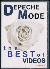 DEPECHE MODE THE BEST OF VIDEOS DVD F.C. SIGILLATO!!!