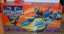 1993 Galoob Biker Mice From Mars Throttle's Blazin Cycle MIB VHTF