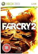 Xbox 360 - Far Cry 2 **New & Sealed** Official UK Stock