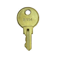 American Specialties 'E-114' Dispenser Key (Paper Towel Soap Tissue)  1PC
