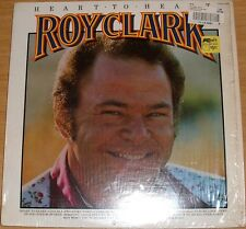 ROY CLARK HEART TO HEART ALBUM 1975 ABC DOT RECORDS DOSD-2041 STILL IN SHRINK