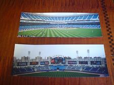 COMISKEY PARK CHICAGO WHITE SOX VINTAGE PANARAMIC PICTURE LOT FULL FIELD VIEW