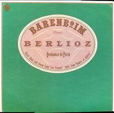 Berlioz Royal Hunt And Storm Roméo Et Juliette Suite Barenboim Col M 35112 LP CO