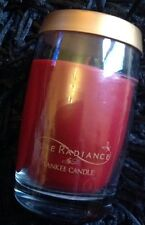 Yankee Candle Pure Radiance Apple Chai Small Vase Christmas Candle RARE