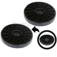 2 x EFF54 Type Carbon Charcoal Filter for Electrolux DAEFT513BR Cooker Hood
