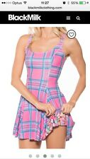 BNWT BLACK MILK TARTAN BARBIE VS CANDY HEARTS IOD S *MUSEUM - SOLD OUT!*