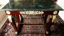 Spiegel Tisch Konsole Anrichte Mirror Table Barock Louis seize XV Empire antik