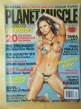 PLANET MUSCLE bodybuilding fitness magazine/TIMEA MAJOROVA 3-06