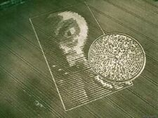 3 x Crop Circles Documentaries on DVD (Including a Lecture by Alan Foster)