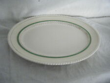 C4 Pottery Johnson Bros Old English Serving Plate 36x28cm 6B1B