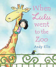 When Lulu Went to the Zoo,VERYGOOD Book