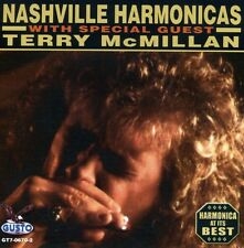 Nashville Harmonicas - With Special Guest Terry McMillan [New CD]