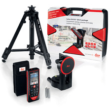 Leica Disto D510 Laser Distancemeter Package With Tripod & Accessories
