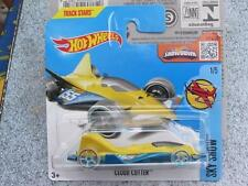 HOT WHEELS 2016 #136/250 Cloud Cutter GIALLO NEL CIELO BLU mostrano Caso Q