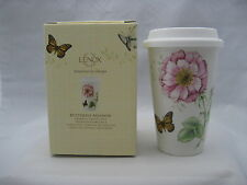 Lenox  Butterfly Meadow Thermal Travel Mug  (NEW)