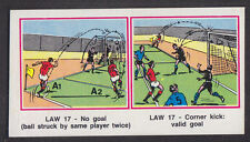 Panini - Football 83 - # 527 Laws of the Game