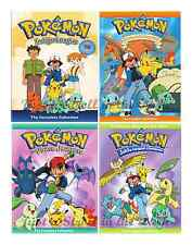 Pokemon Indigo League Adventures Orange Islands Johto Journeys League Champions