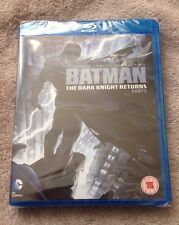 BATMAN - THE DARK KNIGHT RETURNS PART 1 DC UNIVERSE ANIMATED MOVIE NEW & SEALED
