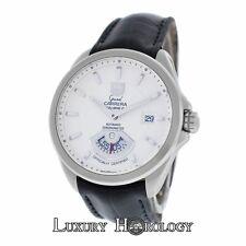 Men's Tag Heuer Grand Carrera WAV511B Calibre 6 Automatic Chronometer Watch
