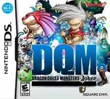 Dragon Quest Monsters: Joker [Nintendo DS DSI Square Enix RPG Warrior] Brand NEW