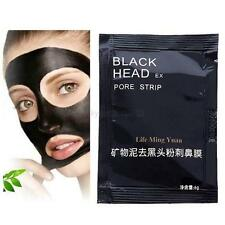 Black Mud Facial Care Deep Cleansing Peel Off Removal Blackhead Nose Face Mask