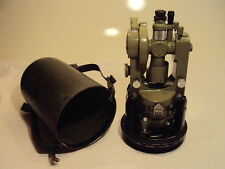 WILD HEERBRUGG MILITARY ISSUED OLD STYLE THEODOLITE MODEL TYPE II T16-MIL 66