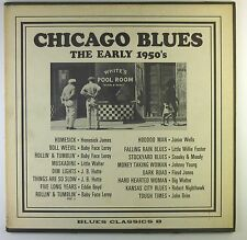 "12"" LP - Various - Chicago Blues - The Early 1950's - C870 - RAR"