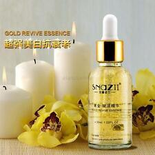 Hot Gold 24K Whitening Anti Aging Wrinkle Moisturized Serum Hyaluronic Collagen