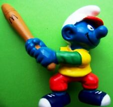 Schtroumpf baseball mac donald Smurf mac do puffi  pitufo puffo mac do macdo