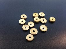 Hand Nut Set for Antique American Clock Movements 12 Piece Assortment