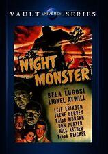 Night Monster (Bela Lugosi) - Region Free DVD - Sealed